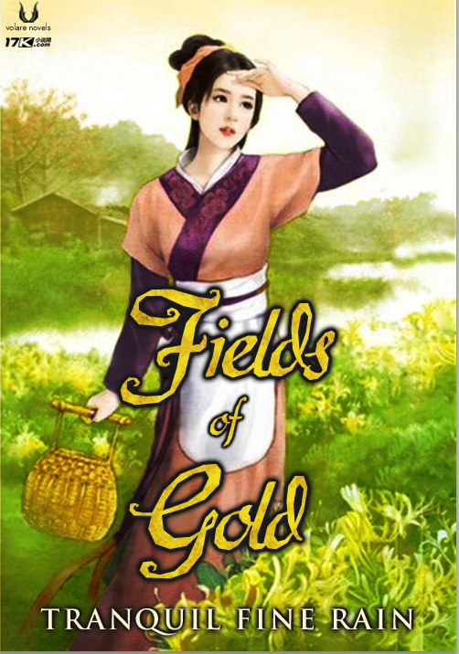 volare welcomes the transmigration food porn novel, Fields of Gold